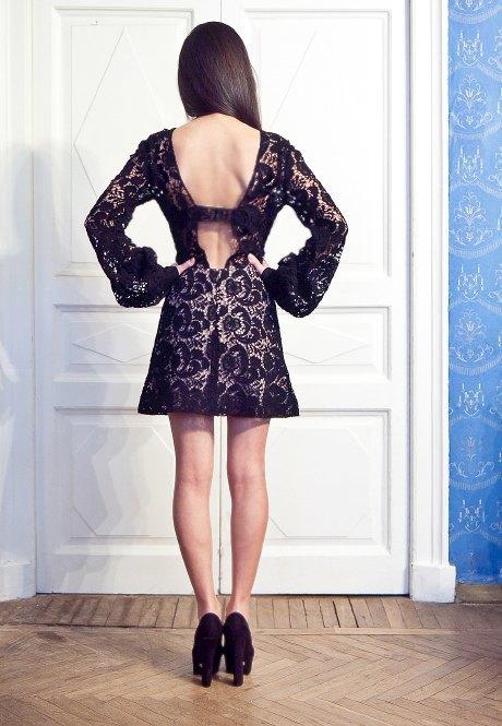 Вещи недели: 9 платьев соткрытой спиной. Изображение № 9.