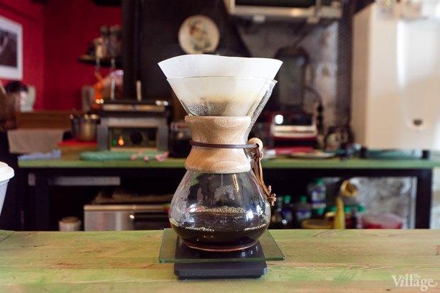 Рецепты шефов: 4 альтернативных способа заваривания кофе. Изображение №2.