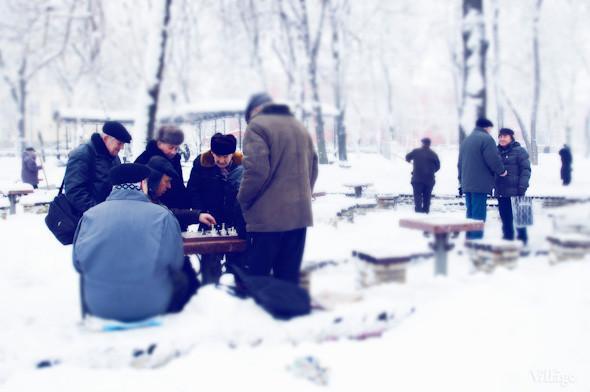 Белым по серому: Итоги снежного января в Киеве. Зображення № 16.