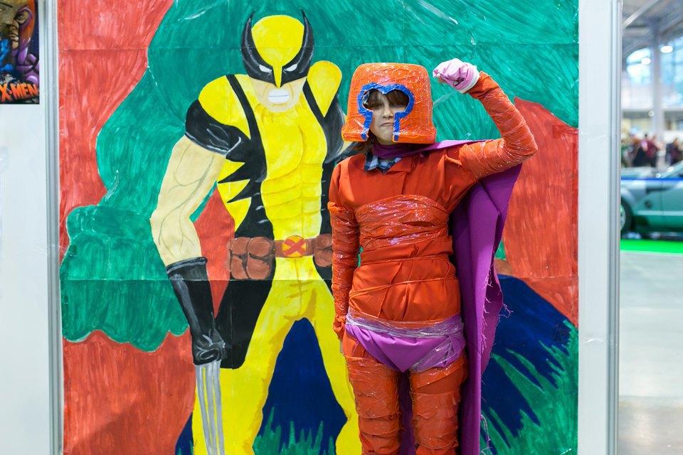 10самых смешных костюмов сAVAExpo. Изображение № 3.