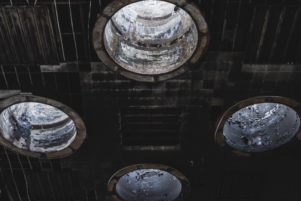 Как выглядит библиотека ИНИОН РАН через 9дней после пожара. Изображение № 12.