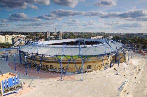 «Олимпийский» назвали лучшим стадионом Евро-2012. Зображення № 9.