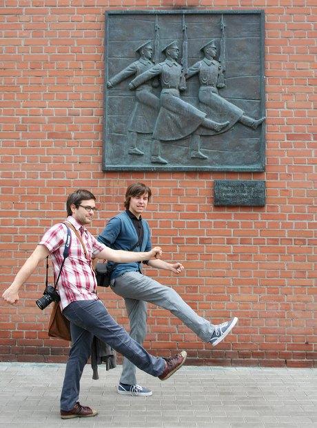 Итоги сезона: Туристы вМоскве. Изображение № 22.