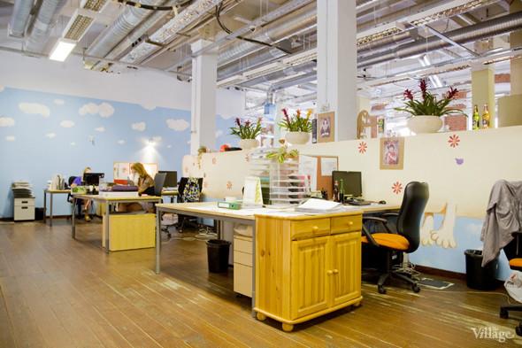 Офис недели: Instinct. Изображение № 21.
