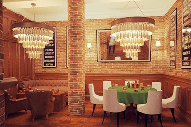 Resto Camp: Загородный ресторан, бар времен сухого закона и лофт в центре. Зображення № 24.