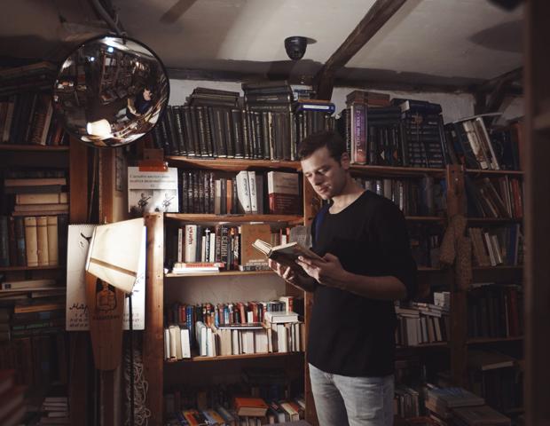 Книжный магазин «Ходасевич», ул. Покровка, 6. Изображение № 8.