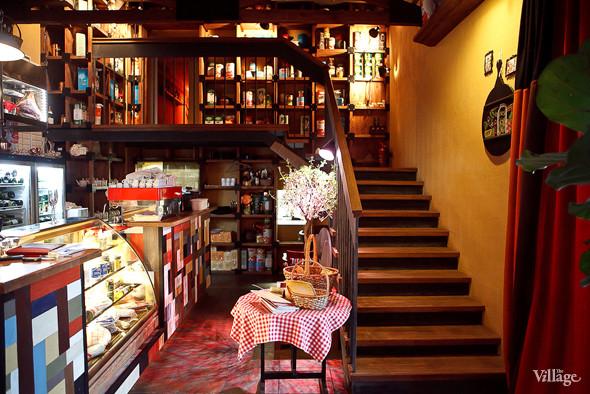 Новое место (Петербург): Ресторан «Марчелли's». Изображение № 29.