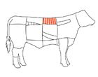 Части тела: Из чего сделаны стейки в ресторанах. Изображение №25.