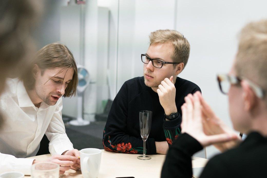 Круглый стол: Современные художники обсуждают, что не так спремией «Инновация» . Изображение № 12.