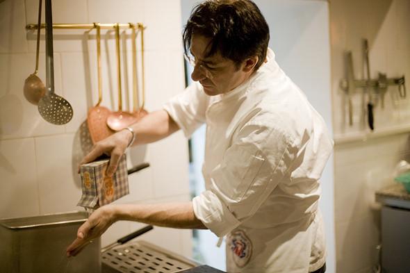 Изображение 15. Фоторепортаж с кухни: Ресторан «Бонтемпи».. Изображение № 27.