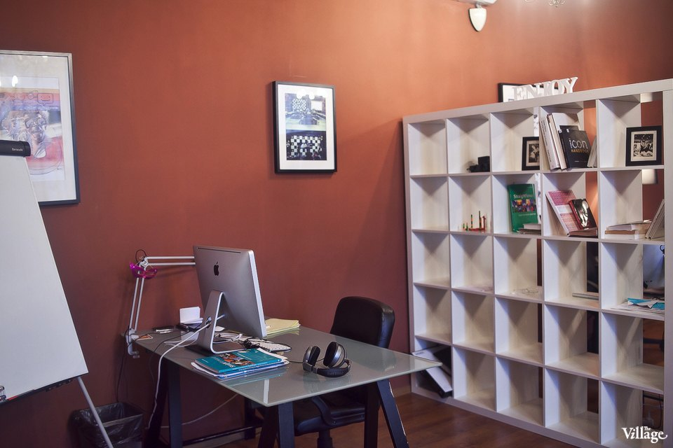 Офис недели (Петербург): SoftFacade. Изображение № 15.