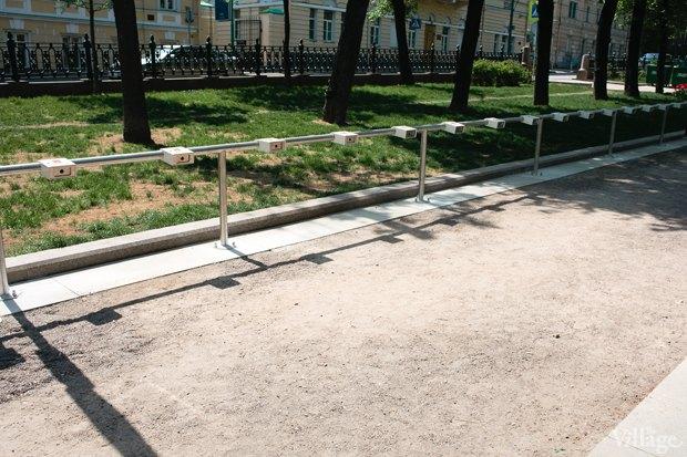 Фото дня: Как выглядит первый в Москве общественный велопрокат. Изображение № 2.