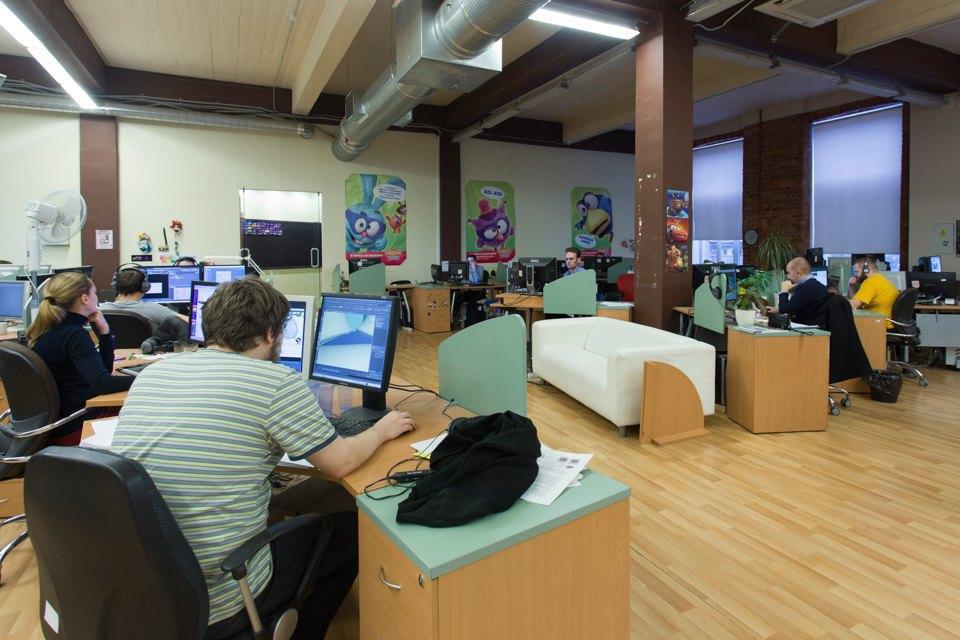 Как работают в офисе «Смешариков». Изображение № 15.