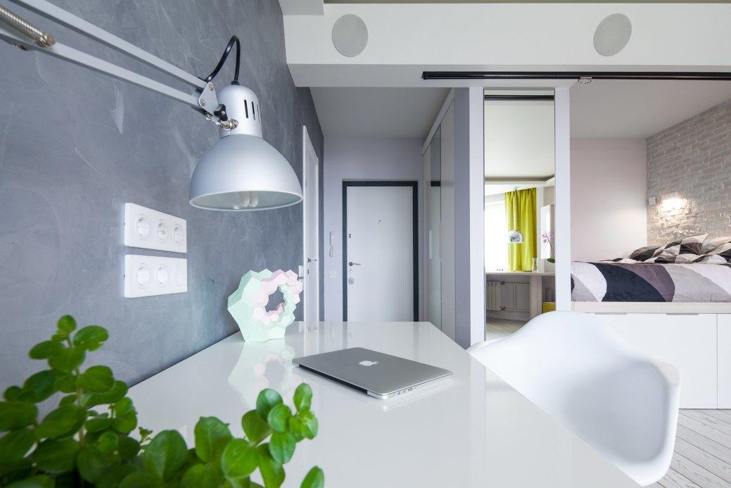 Однокомнатная квартира вДолгопрудном для пары учёных. Изображение № 12.