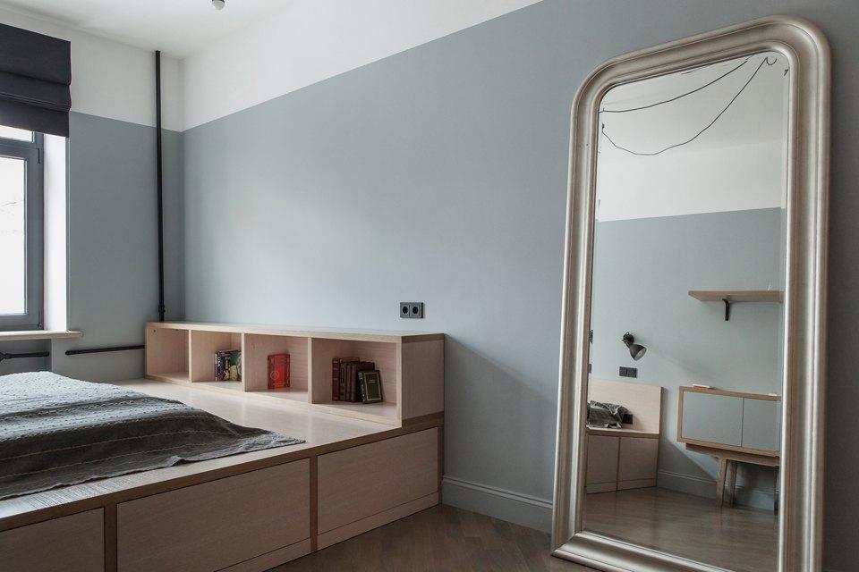 Трёхкомнатная квартира для холостяка наТишинке. Изображение № 25.