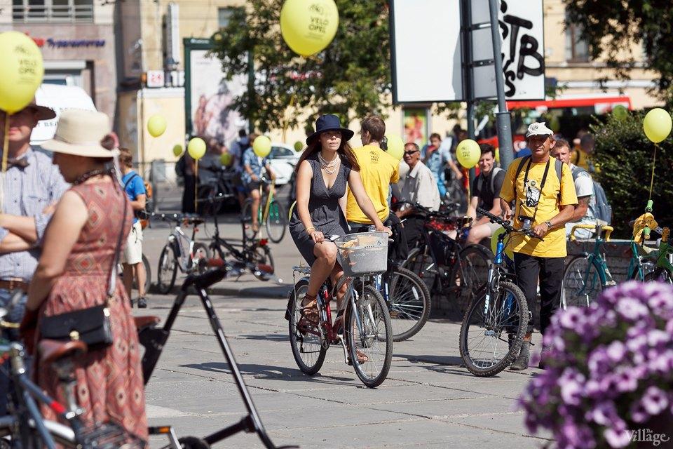 Люди в городе: Участники фестиваля «За велогород». Изображение № 1.