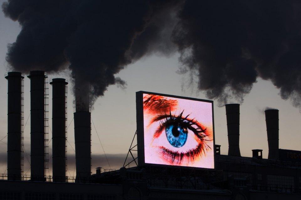 Камера наблюдения: Москва глазами Сергея Савостьянова. Изображение №3.