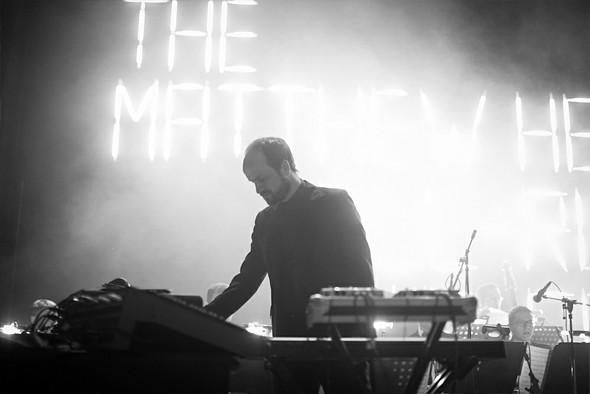 Гости столицы: Музыкант Мэттью Херберт. Изображение № 2.