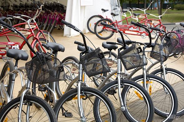 В парке Горького открылось три новых велопроката. Изображение № 7.