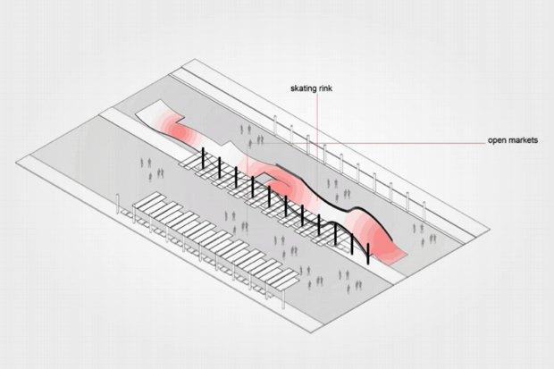 Archiprix: 6 предложений молодых архитекторов по развитию Москвы. Изображение № 45.
