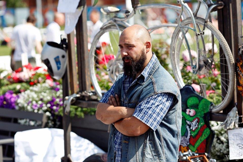 Люди в городе: Участники фестиваля «За велогород». Изображение № 14.