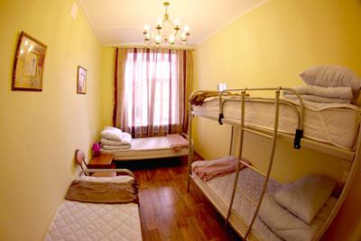 Свежий номер: 13 новых хостелов в Петербурге. Изображение №5.