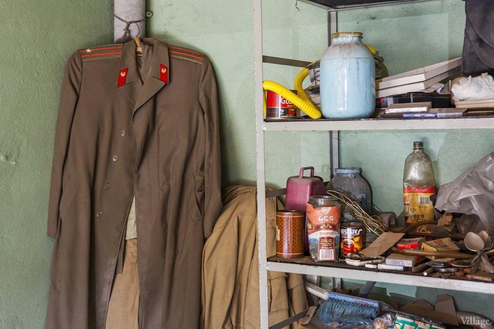 Сделай хлам: Что горожане хранят в гаражах. Изображение № 34.