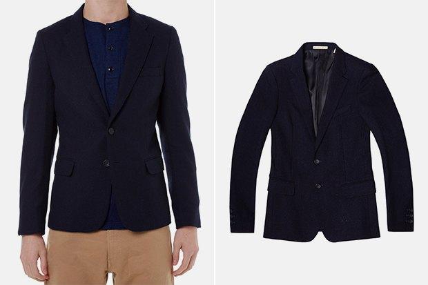 Где купить мужской пиджак: 9вариантов от трёх до 34 тысяч рублей. Изображение № 5.