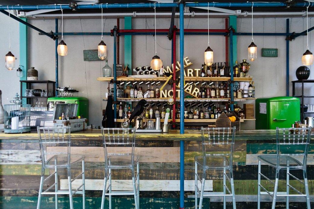 15 Kitchen+Bar. Изображение № 25.