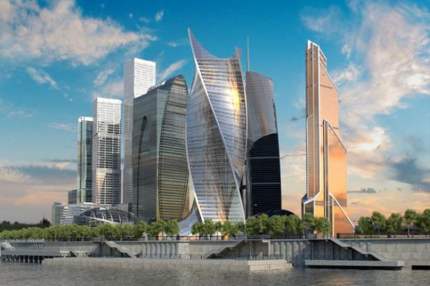 Цифра дня: Самое высокое здание Европы — вМоскве. Изображение №2.