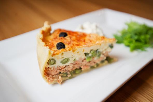 Пирог с лососем — 30 грн.. Изображение № 20.