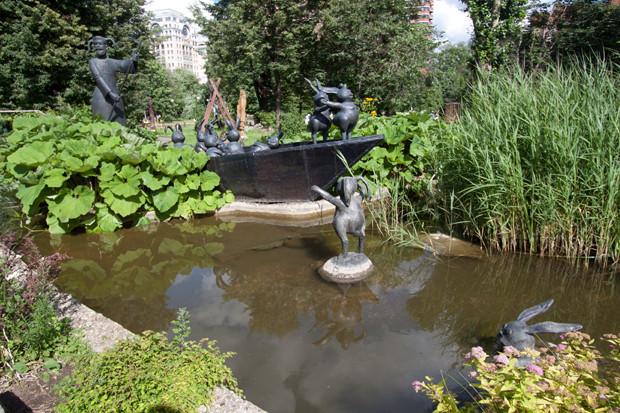 14 скульптур в парке «Музеон». Изображение № 39.