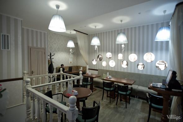Новое место (Киев): «Brasserie Подшоffe». Зображення № 3.