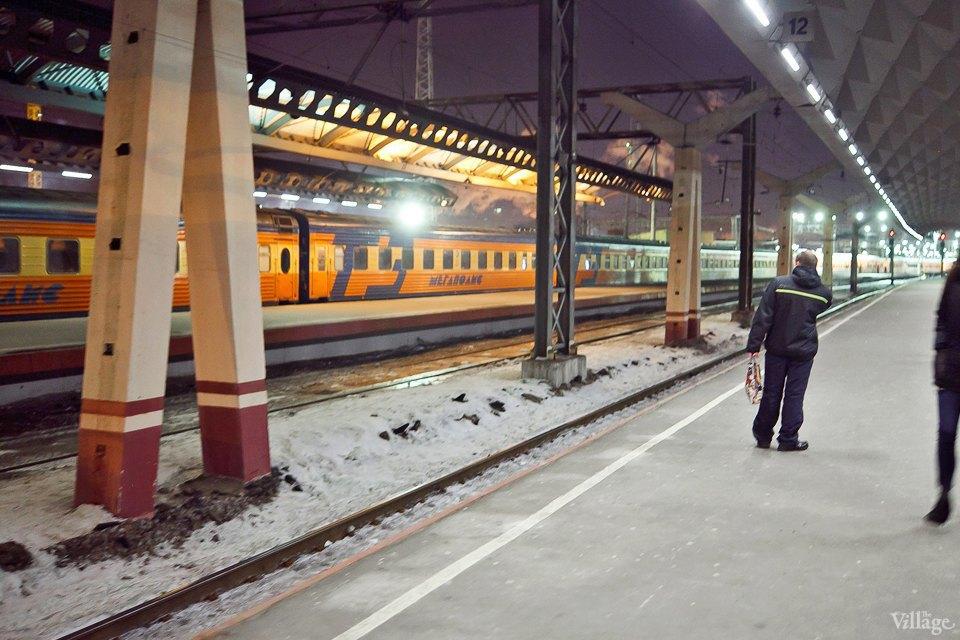 Люди в городе: Последний воскресный поезд Петербург — Москва. Изображение № 2.