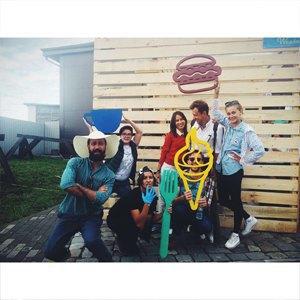 Московские фуди напервом фестивале Street Food Weekend  вКалининграде. Изображение № 60.