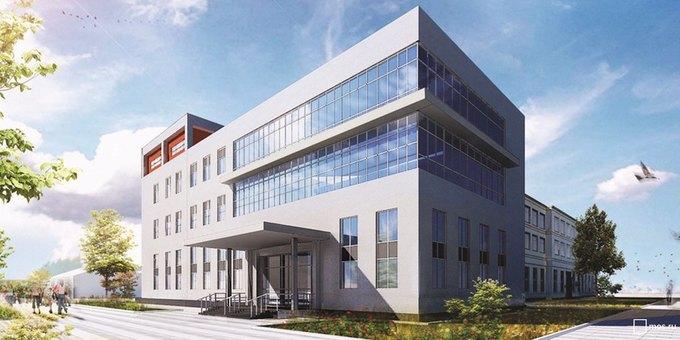 Утвержден вид здания антидопинговой лаборатории МГУ