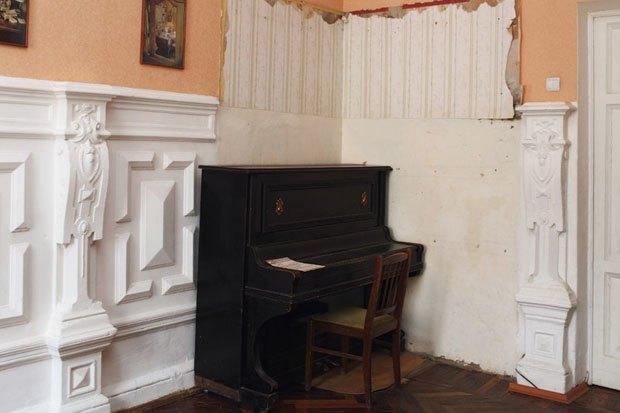 Комната Иосифа Бродского. Изображение № 5.