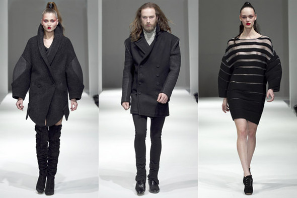 19 октября началась Неделя моды Mercedes-Benz Fashion Week Kiev. Зображення № 1.
