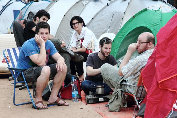 Клуб мэров: Рон Хульдаи, Тель-Авив . Изображение № 38.