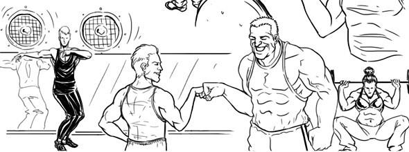 Как всё устроено: Работа фитнес-тренера. Изображение №4.