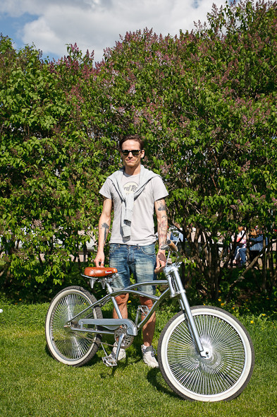 Участники пробега Let's bike it! о велодорожках. Изображение № 14.