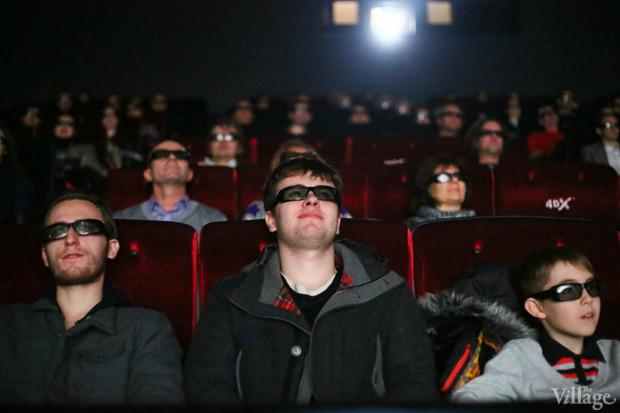 Люди в городе: Первые зрители о 4DX-кинозале. Изображение № 9.