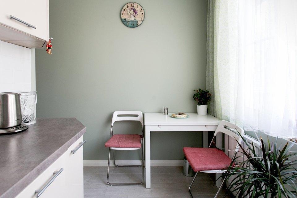 Небольшая квартира длядевушки. Изображение № 20.