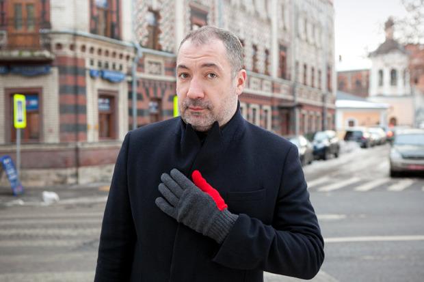 Внешний вид: Вадим Ясногородский, директор поразвитию. Изображение № 10.