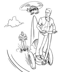 Изображение 4. Будущее покажет: Футурологи о том, какой станет Москва.. Изображение № 3.