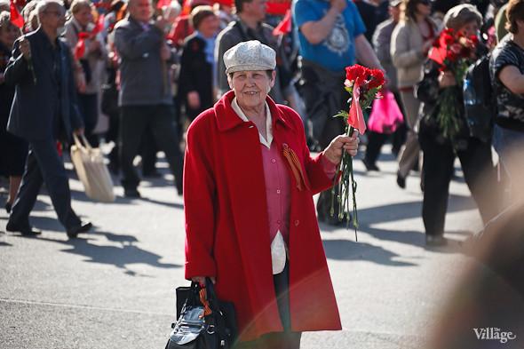 День Победы в Москве и Петербурге: Как гуляют и о чём вспоминают ветераны 9 Мая. Изображение № 55.
