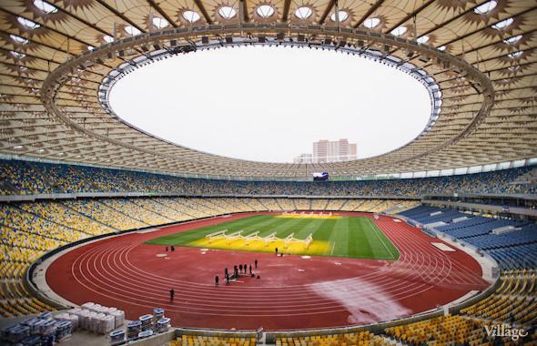НСК «Олимпийский» после реконструкции. Изображение № 29.