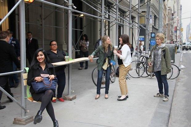 Идеи для города: Барные стойки на улицах Нью-Йорка. Изображение № 9.