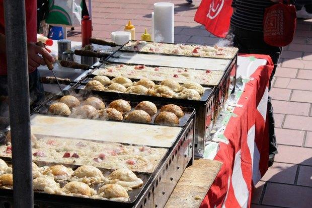 Что едят жители Нью-Йорка, Стамбула, Токио и Мадрида на улице. Изображение № 13.