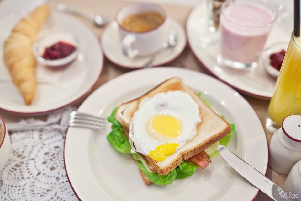 Пока ты спал: Ранние завтраки в Петербурге. Изображение № 9.